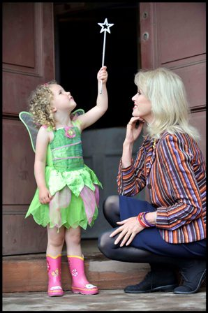 FREE TO USE - JOANNA LUMLEY PETER PAN HOUSE