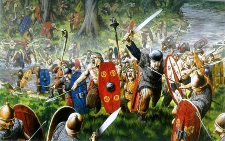 The Celts of England – Celtic Life International