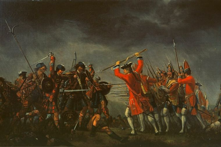 Brief History of the Highlanders