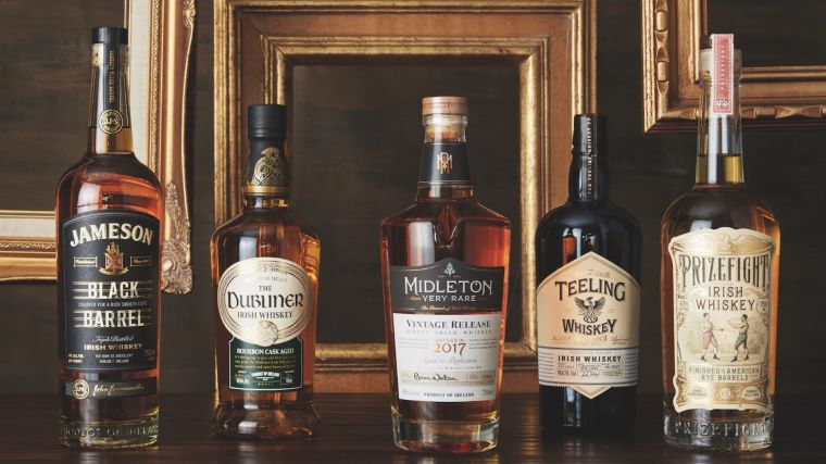 Eire's Whiskey Renaissance
