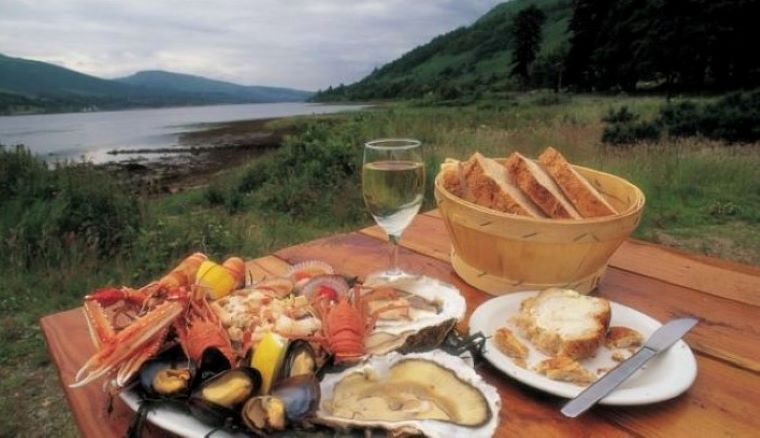 History of Scottish Cuisine