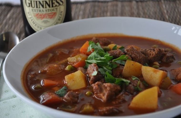Classic Guinness Stew