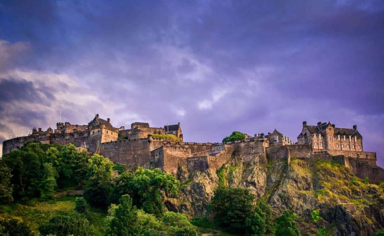 Top 5 Scottish Castles