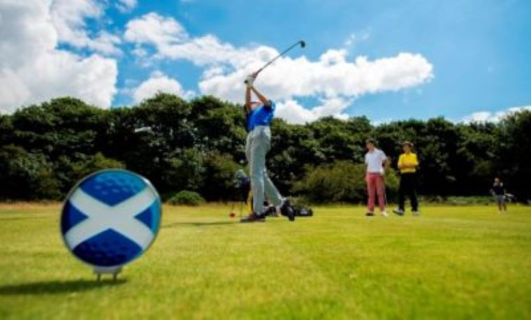 Top Ten Scottish Golf Courses