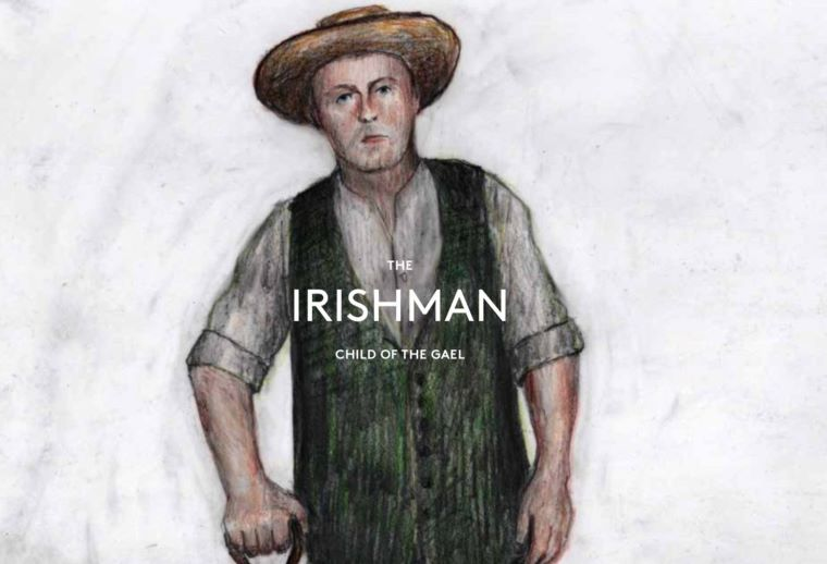 The Irishman – Child of the Gael