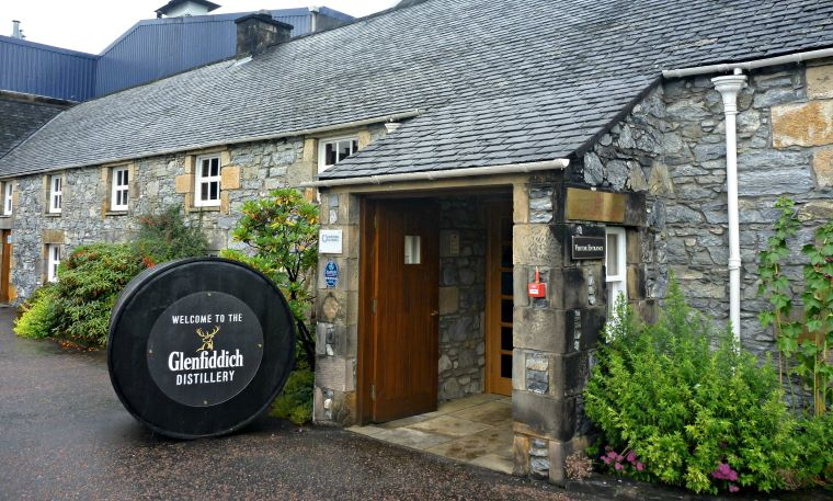 Great Whisky Distilleries