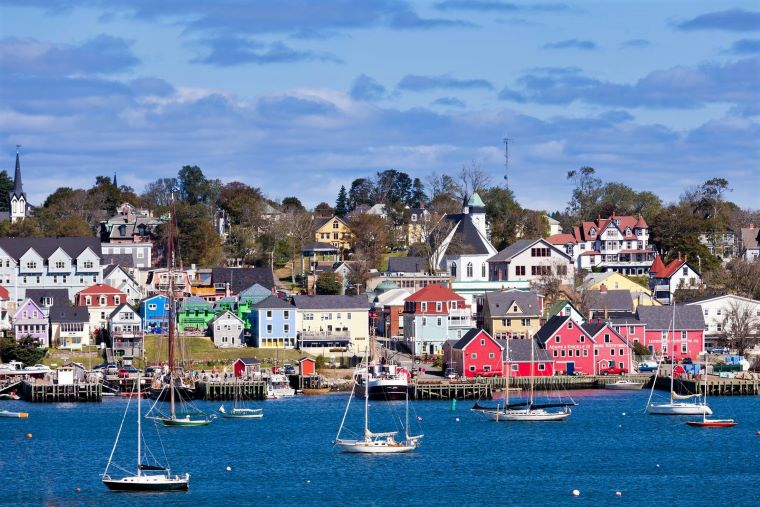 Nova Scotia!