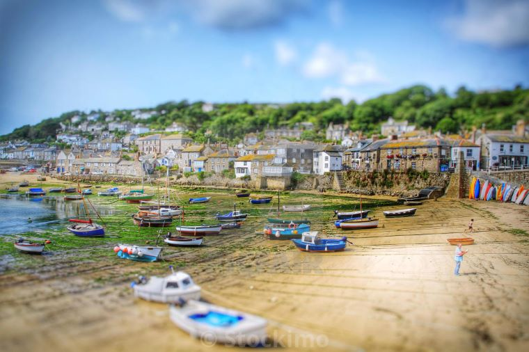 Quaint Cornish Fishing Villages