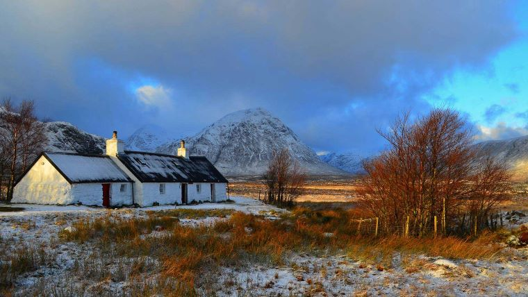 Scotland's Winter Wonderland