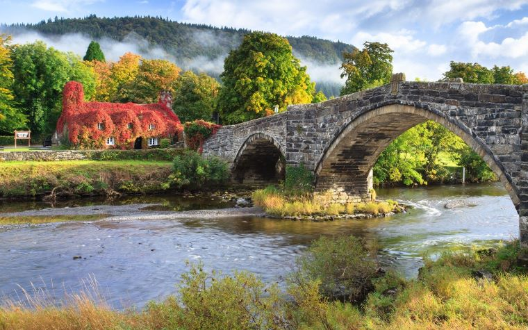 Ten Things to do in Wales