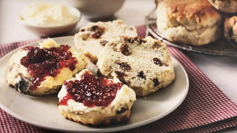 Classic Cornish Scones