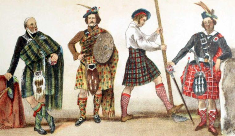 Quick History of Tartan