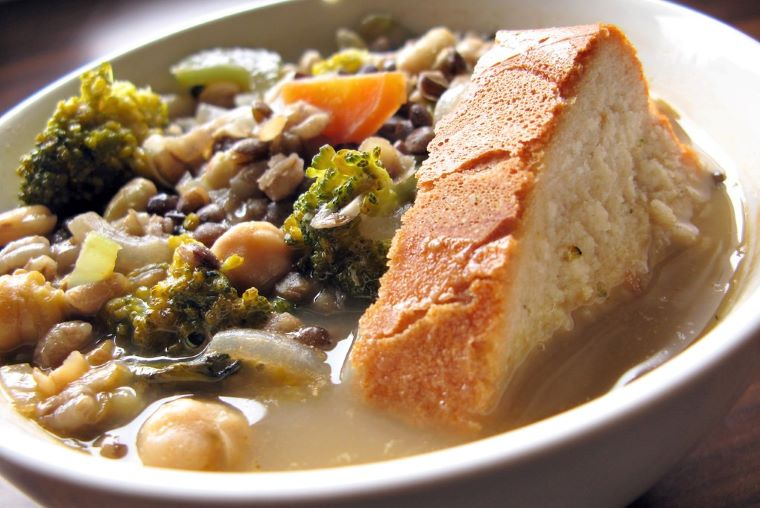 Scots Hotch-Potch Soup